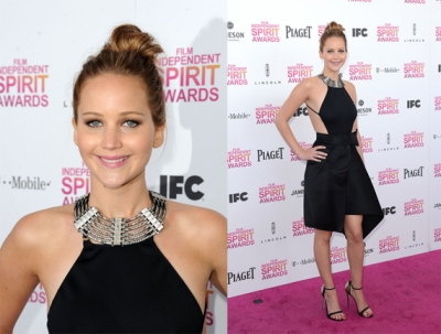 Jennifer+Lawrence+2013+Film+Independent+Spirit+Awards