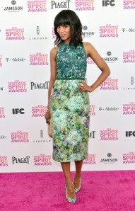 Kerry-Washington-2013-Independent-Spirit-Awards-Giambattista-Valli-couture-dress-christian-louboutin-pumps