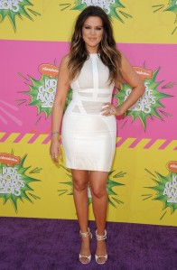 Khloe-Kardashian-Antonio-Berardi-2013-Nickelodeons-Kids-Choice-Awards