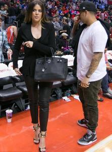 Khloe-Kardashian-Clippers-Game