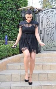 Kim-Kardashian-Sexy-Short-Dresses-2013