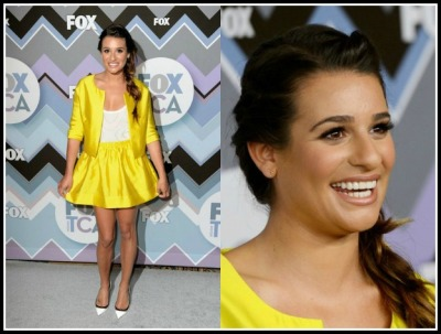 Lea-Michele-TCA-FOX-All-Star-Party-Lisa-Ho-Spring-2012-Look-Christian-Louboutin-Paulina-Pumps-9