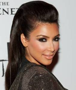 Kim Kardashian celebrates her birthday at TAO Nightclub in Las Vegas, Nevada on October 16, 2009
