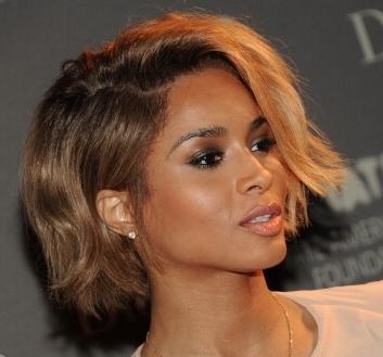 Rihanna beyonce and ciara battle for blonde femme by yele ciara short hair 2 iamsupergorge urmus Choice Image