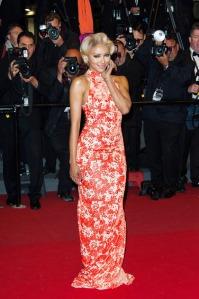 Hot-or-Hmm-Kat-Grahams-66th-Annual-Cannes-Film-Festival-Antonio-Berardi-Spring-2012-Orange-Dress
